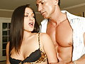 Get excited as you see gorgeous babe Sassy Volore engage in hardcore fuckathon with her stud